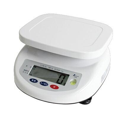 シンワ測定 デジタル上皿はかり 6kg 70192 (取引証明用)
