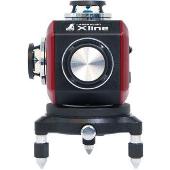 当季大流行 シンワ測定 レーザーロボ レッド line 71607:道具屋さん店 フルライン・地墨クロス X-DIY・工具