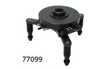 「はかるもの」をはじめとした確かな道具を提供! シンワ測定 回転台 シフティング機構付 レーザーロボ Fine 3C用 77099