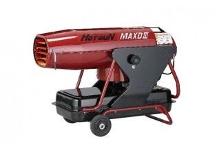 【直送品】 静岡製機 ホットガン MAXDIII (HGMAXD3) 《熱風式ヒーター》 【大型】