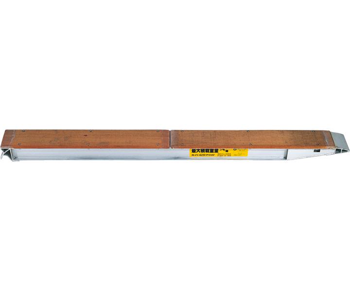 【最安値挑戦!】 【直送品】 KB-220-30-15 昭和ブリッジ アルミブリッジ (15t/2本セット) 【受注生産品】【法人向け、個人宅配送】 【大型】:道具屋さん店-DIY・工具