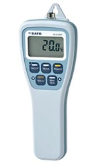 佐藤計量器製作所 防水型デジタル温度計 SK-270WP (指示計のみ) (No.8078-01)