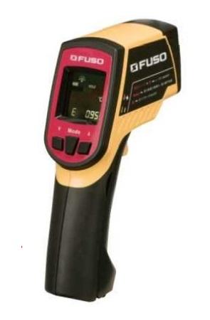 【直送品】 【期間限定特価】FUSO (フソー) 2点レーザー式放射温度計(K熱電対入力可タイプ) FUSO-499LB (FUSO-499LB-K)