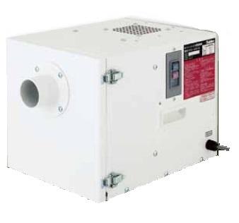 【直送品】 スイデン 紙パック式小型集塵機 SDC-400-6 (3相200V/60Hz)