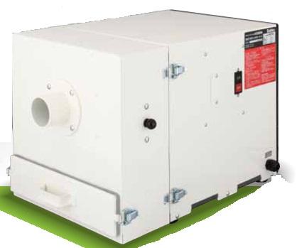 【直送品】 スイデン カセットフィルター式小型集塵機 SDC-L400-1V-6 (100V/60Hz)