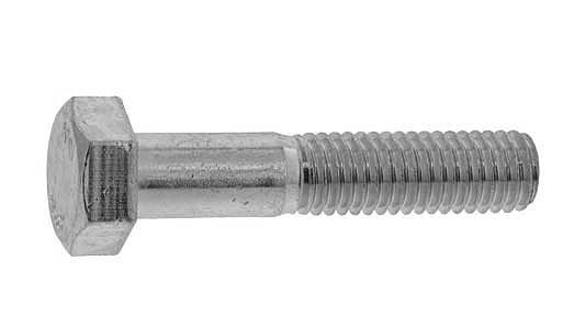 SUNCO SUS316L 六角ボルト(半 SUS316L6カクBT33X210(ハン