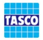 【直送品】 TASCO (タスコ) 接続ホース(両端ナット) TA180MH-10