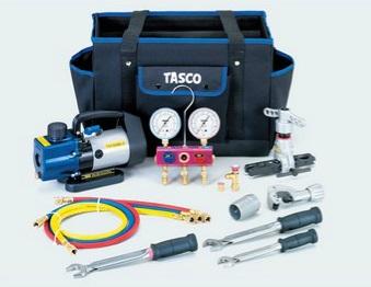【在庫有り】TASCO (タスコ) R410A/R32エアコン工具セット TA21AB