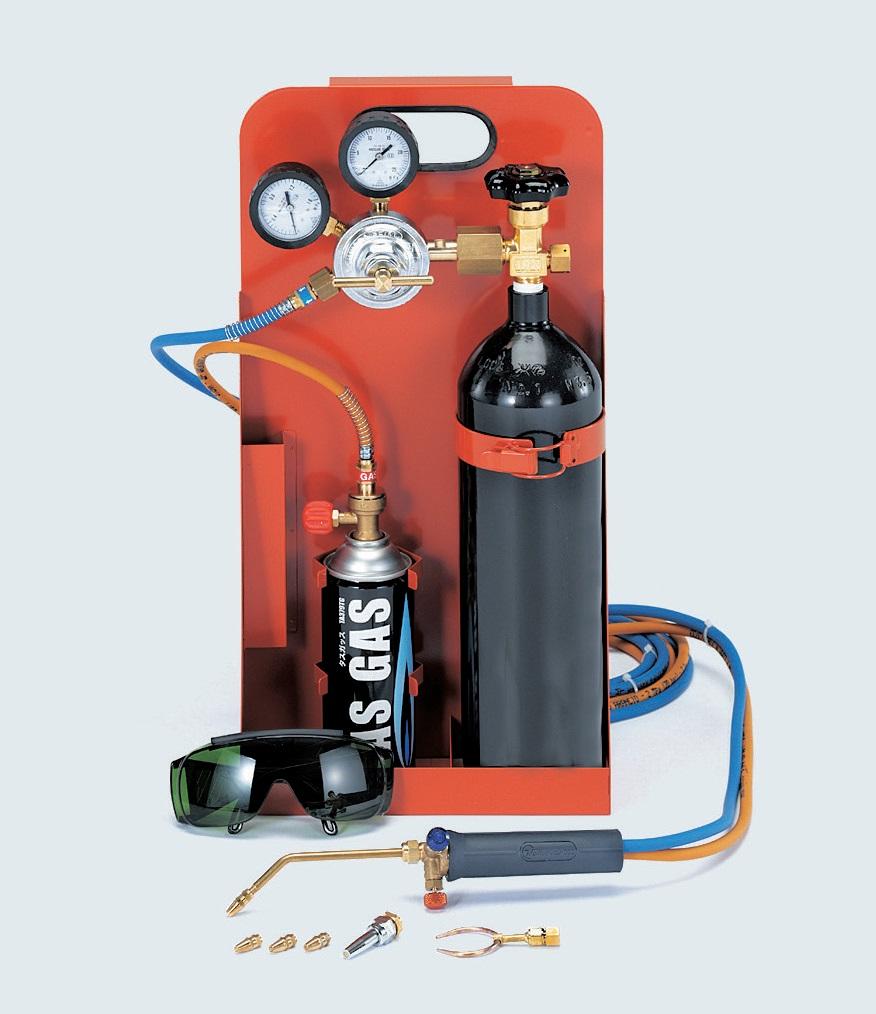 細径ソフトホース採用により作業性UP 在庫品 お値打ち価格で TASCO ミニ溶接溶断機 定番スタイル タスコ TA370MA