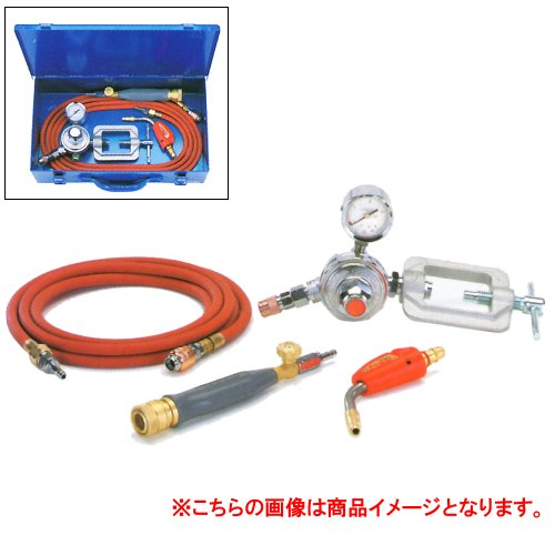 【直送品】 TASCO (タスコ) ワンタッチ着火式アセチレンバーナー TA371HAL