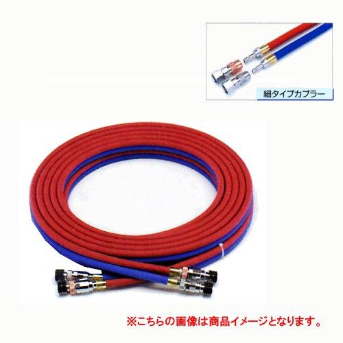 【直送品】 TASCO (タスコ) ツインホース(細タイプカプラ付) TA381LA-30A