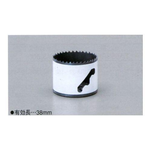 TASCO (タスコ) バイメタルホールソー(刃のみ) TA653RA-140