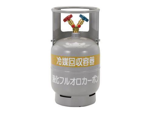 TASCO (タスコ) 一般回収ボンベ(フロートセンサー無し) TA110-12N