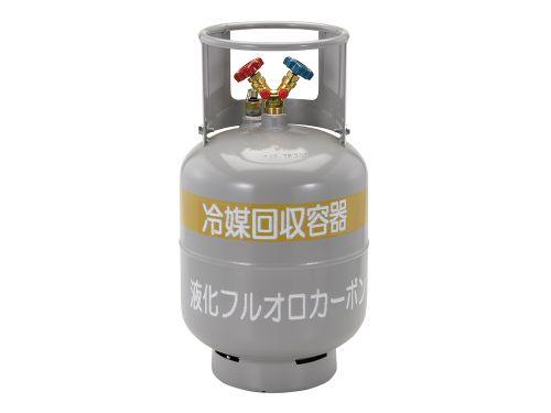 TASCO (タスコ) フロントセンサー付回収ボンベ TA110-24