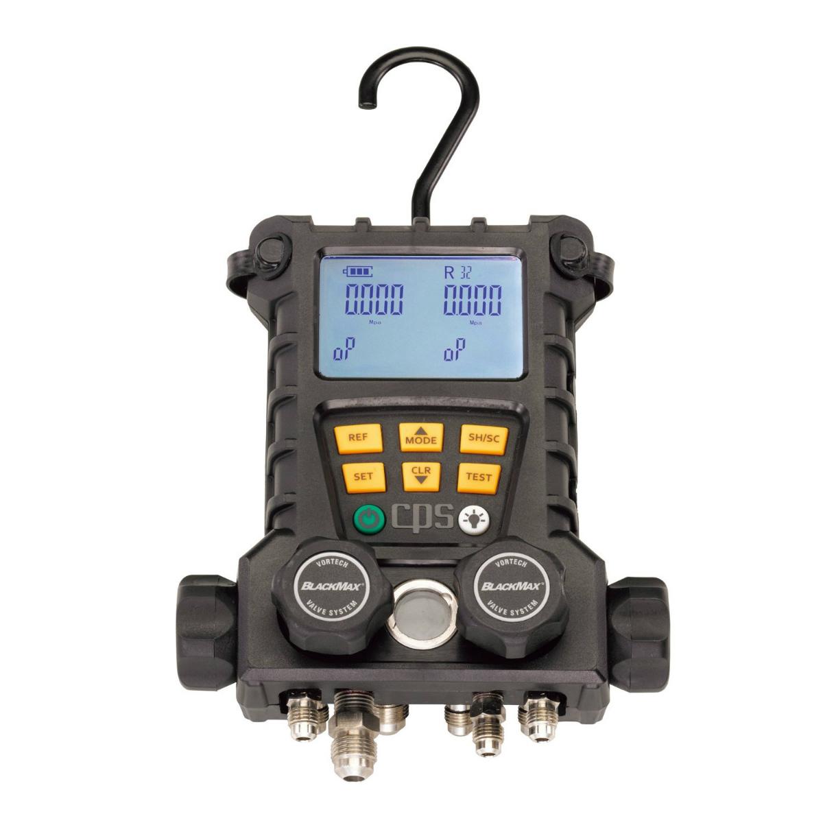 【代引不可】 TASCO (タスコ) 4バルブ式デジタルマニホールド TA122CZ-1 【メーカー直送品】