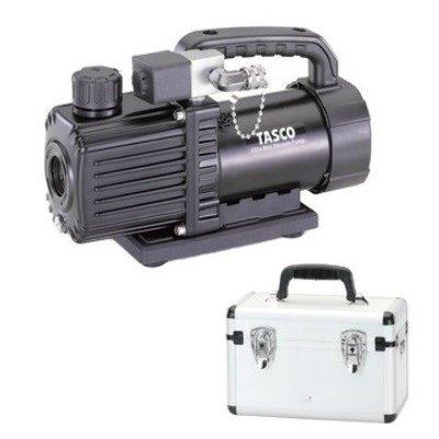 TASCO (タスコ) 小型ダブルステージ真空ポンプ(ケース付) TA150SW-B