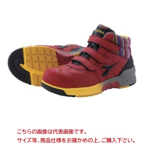 TASCO (タスコ) 安全靴(レッド) TA963BH-27.5