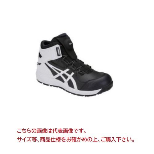 TASCO (タスコ) 安全靴(ブラックXホワイト) TA963LB-25.5