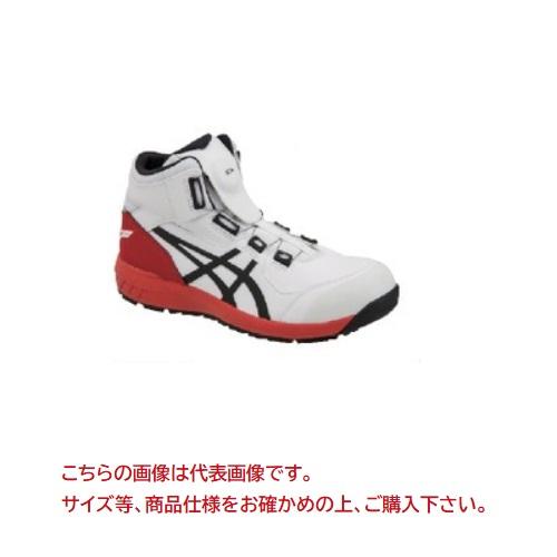 TASCO (タスコ) 安全靴(ホワイトXレッド) TA963LW-27.5