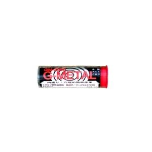 耐熱 高強度 エボキシ樹脂パテ テクノ・ソテック G-METAL(ジーメタル・ミニ) 60g GM-2000