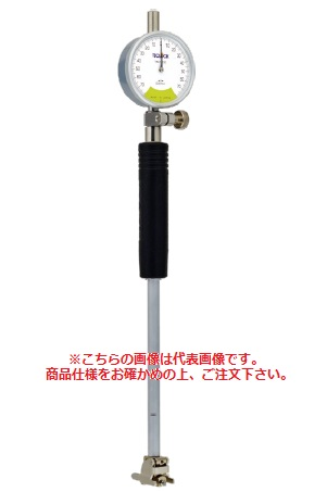 テクロック (TECLOCK) 浅孔用シリンダゲージ (CDタイプ) CD-60F