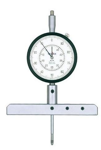 テクロック (TECLOCK) ダイヤルデプスゲージ DM-295 【受注生産品】