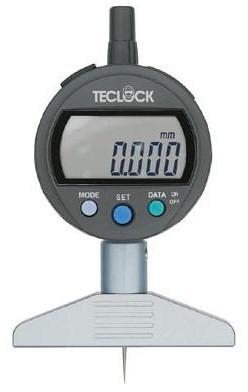テクロック (TECLOCK) 標準型デジタルデプスゲージ DMD-2100J