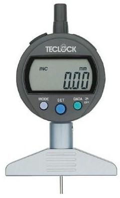 テクロック (TECLOCK) 標準型デジタルデプスゲージ DMD-211J