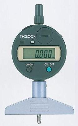 テクロック (TECLOCK) 普及型デジタルデプスゲージ DMD-2130S2