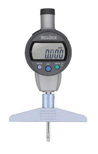 テクロック (TECLOCK) 標準型デジタルデプスゲージ DMD-2410J 【受注生産品】