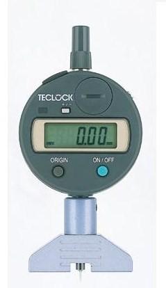 テクロック (TECLOCK) 普及型デジタルデプスゲージ DMD-252S2