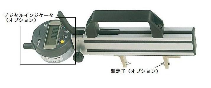 テクロック (TECLOCK) アームスライド式キャリパゲージ FM-25
