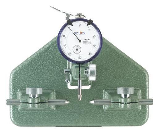 テクロック (TECLOCK) 小型偏心測定器 FM-5 (標準型) (FM-5-H)