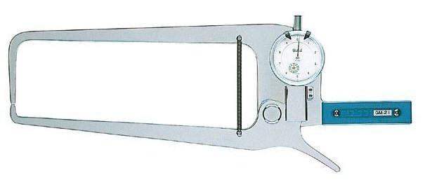 テクロック (TECLOCK) 外側ダイヤルキャリパゲージ GM-21
