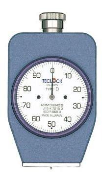 テクロック (TECLOCK) デュロメータ(JIS K 7215準拠・アナログ) GS-702N