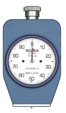 テクロック (TECLOCK) デュロメータ(JIS K 6301準拠・アナログ) GS-706N