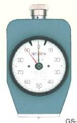 テクロック (TECLOCK) デュロメータ(JIS K 6253準拠・アナログ) GS-720G
