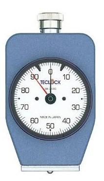 テクロック (TECLOCK) デュロメータ(テクロックオリジナル規格・アナログ) GS-743G