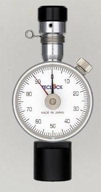 テクロック (TECLOCK) 簡易硬さ計(薄物シート硬さ向け) GS-779G