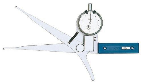テクロック (TECLOCK) 内側ダイヤルキャリパゲージ IM-1