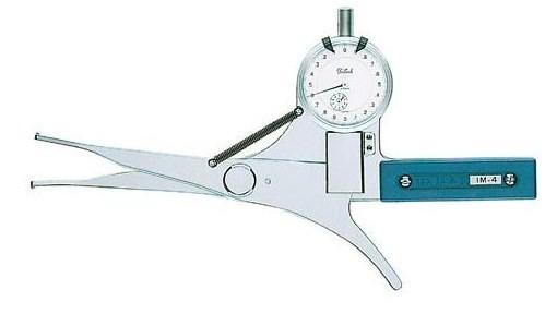 テクロック (TECLOCK) 内側ダイヤルキャリパゲージ IM-4