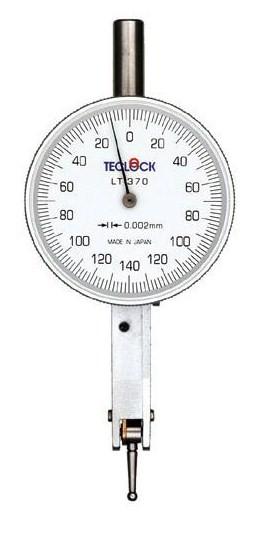 テクロック (TECLOCK) レバー切換形レバーテスト(てこ式ダイヤルゲージ) LT-370
