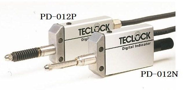 テクロック (TECLOCK) デジタルインジケータ PD-012P