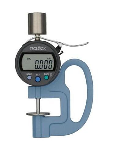 テクロック (TECLOCK) JIS準拠 定圧厚さ測定器(フレームタイプ) PF-01J