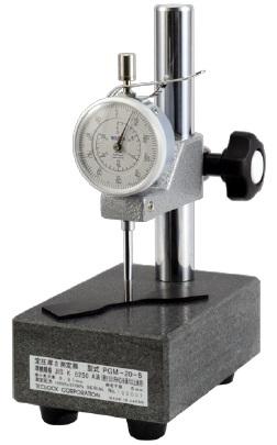テクロック (TECLOCK) 定圧厚さ測定器 PGM-20-5