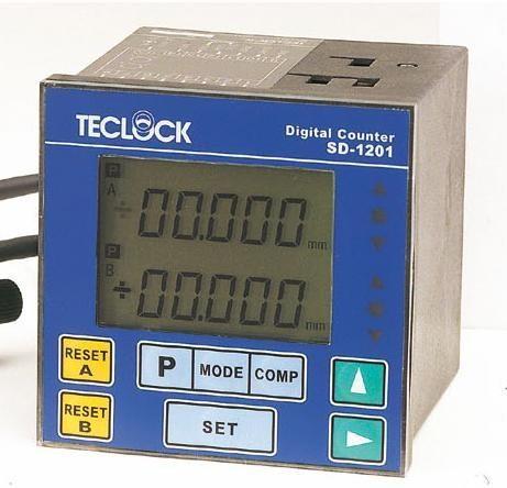 テクロック (TECLOCK) デジタルカウンタ SD-1101B