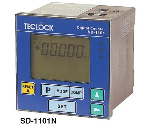 テクロック (TECLOCK) デジタルカウンタ SD-1101N