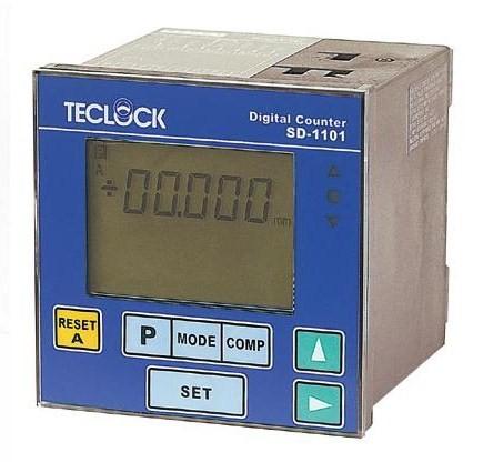 2021春大特価セール! 【ポイント5倍【ポイント5倍】】 テクロック (TECLOCK) テクロック (TECLOCK) デジタルカウンタ SD-1201NB, 名入れボールゴルフギフトゴルゴル:9bebdb64 --- yuk.dog