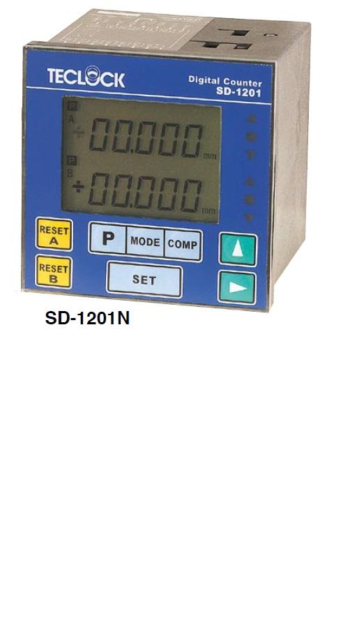 テクロック (TECLOCK) デジタルカウンタ SD-1201N