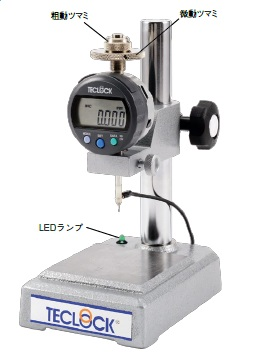 テクロック (TECLOCK) センサゲージ (デジタルタイプ) SD-465A